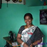 One of our vocational trainers - India