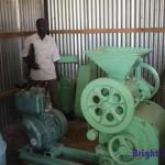 Rice mill - Uganda