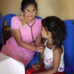 Health camps - India